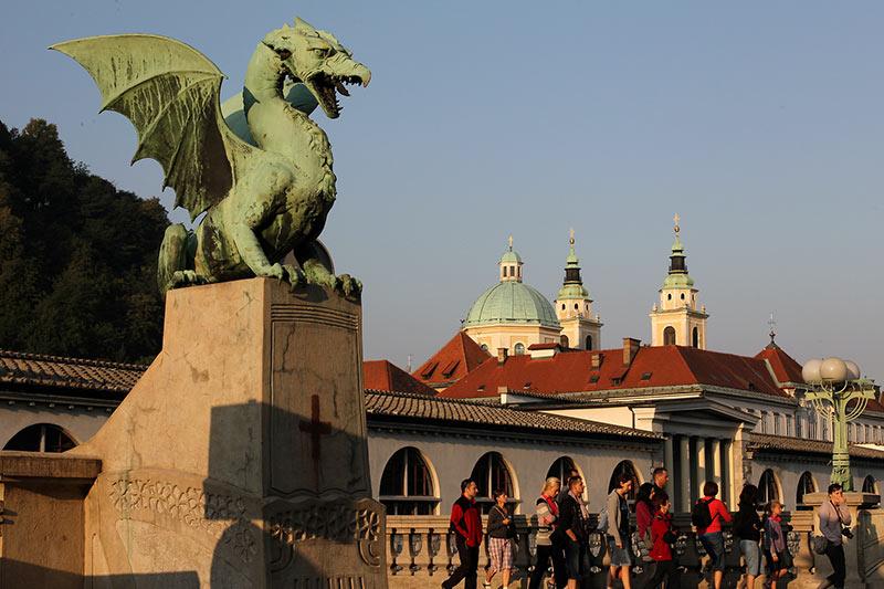 Group tour Slovenia Istra Vienna