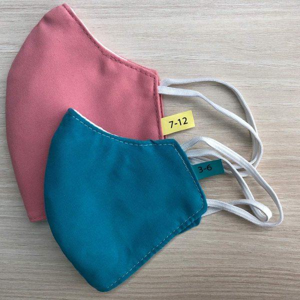 Pralne zaščitne maske otroške