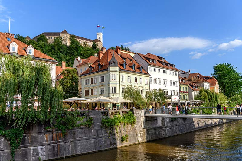 Private tour austria slovenia croatia