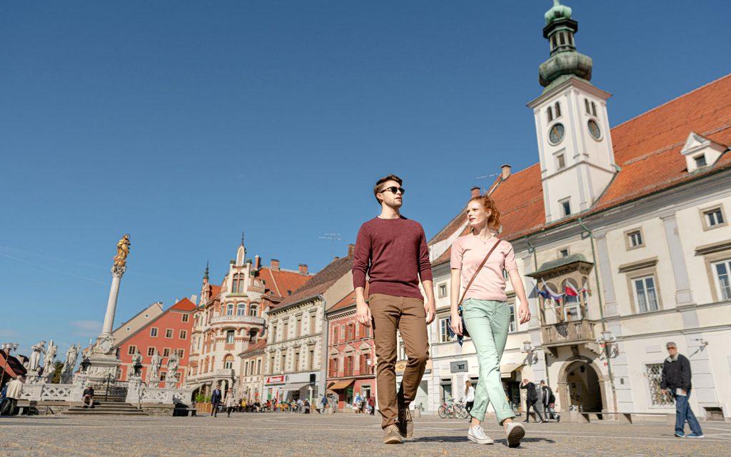 Slovenia Tour Maribor