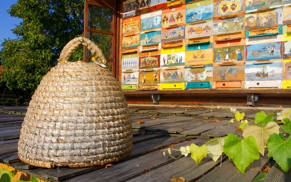 Slovenia travel tour beekeeping